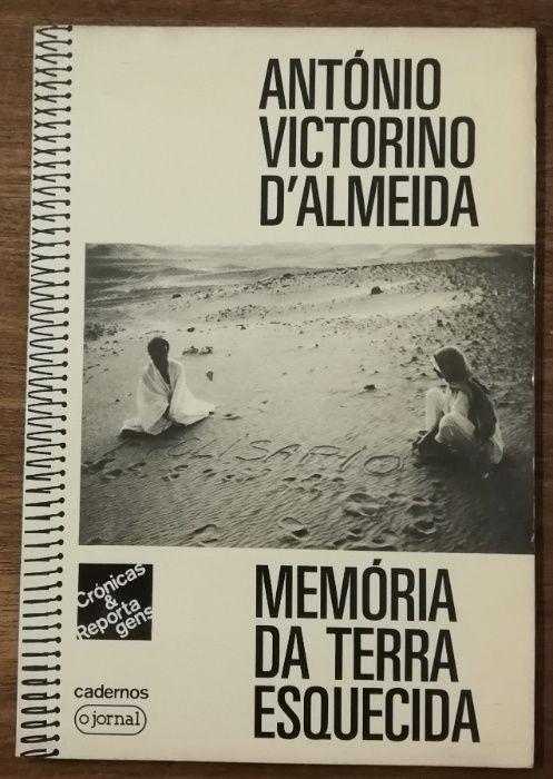 memória da terra esquecida, antónio victorino d`almeida Estrela - imagem 1