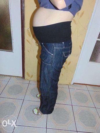 Nowe Jeans ciążowe M-38