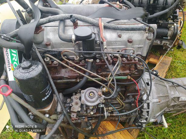Двигун мотор двигатель на УАЗ Газель Андорія 2.4ТД /4СТ90
