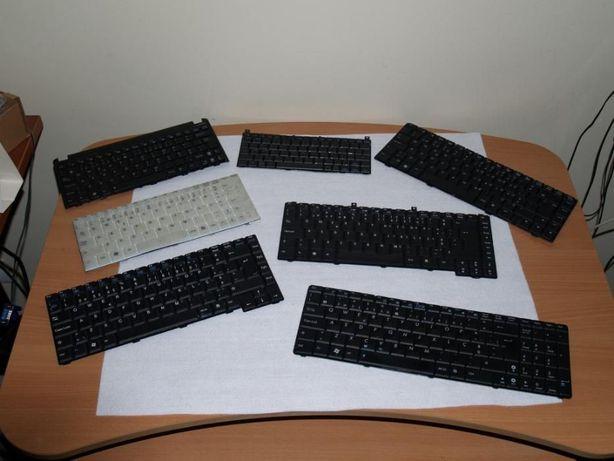 Peças de Computadores Portáteis para venda (Lcd's, Teclados, etc)