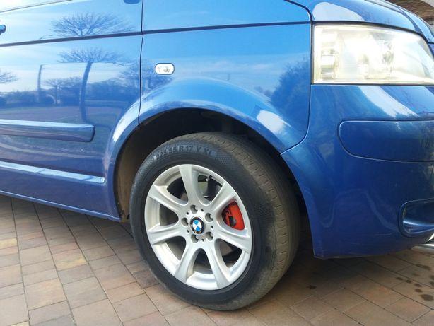 Koła 225.55.17 cali 5-120 Nowe. VW T5 Multivan Carawelle