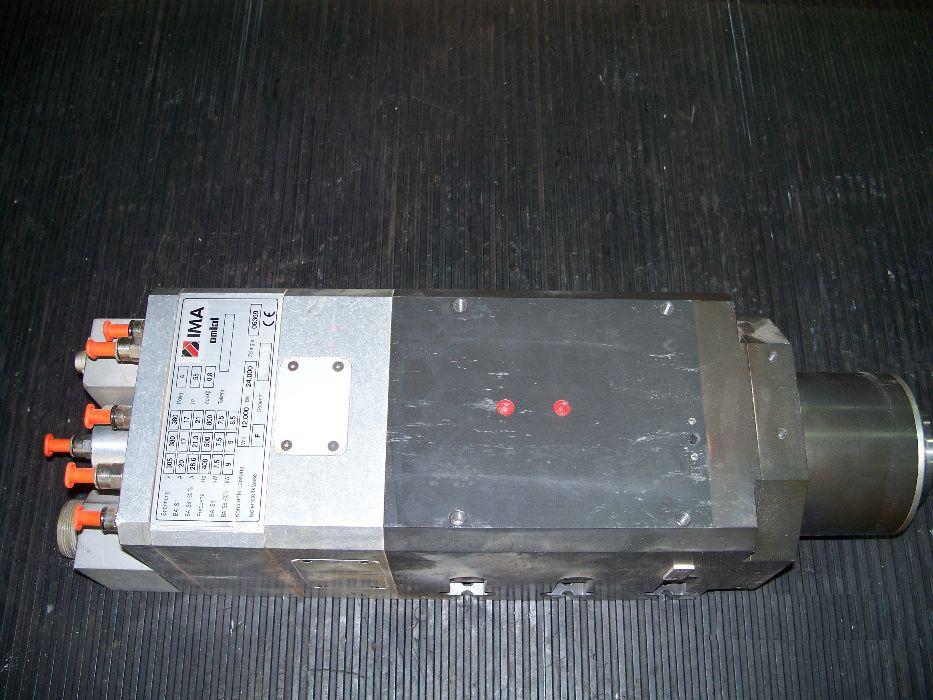 Wrzeciono elektrowrzeciono cnc Omlat 7.5kW Rojewo - image 1