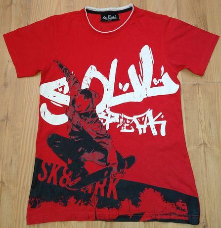 T-shirt chłopięcy 158/164