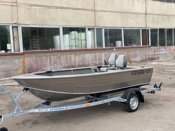 Продаётся Лодка Украинского производства FurSeal 425