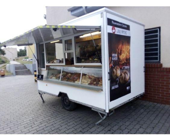 Wynajme Przyczepa garstonomiczna piekarnia Food truck gastro buda lody