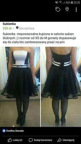 Sukienka niepowtazalna