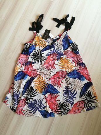Bluzka bluzeczka ciążowa maternity New Look rozmiar L 40