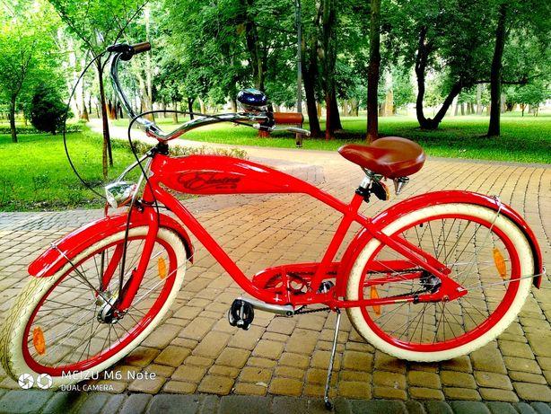 Велосипед Електра