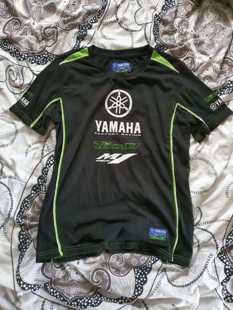Koszulka T-Shirt Yamaha TECH3 M1 Factory Racing Rozmiar S Jak Nowa