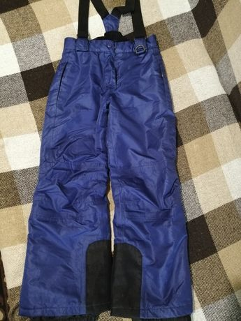 Продам штаны зима на рост 134
