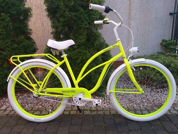 Rower miejski Cruiser Imperial Bike 26cl-Darmowa Wysyłka