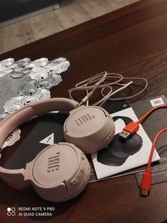 Słuchawki JBL TUNE600BTNC