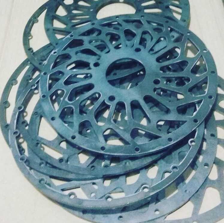 2х составные вставки для колёс--Ruckus,Скутер,Мопед,Кастом,Мото