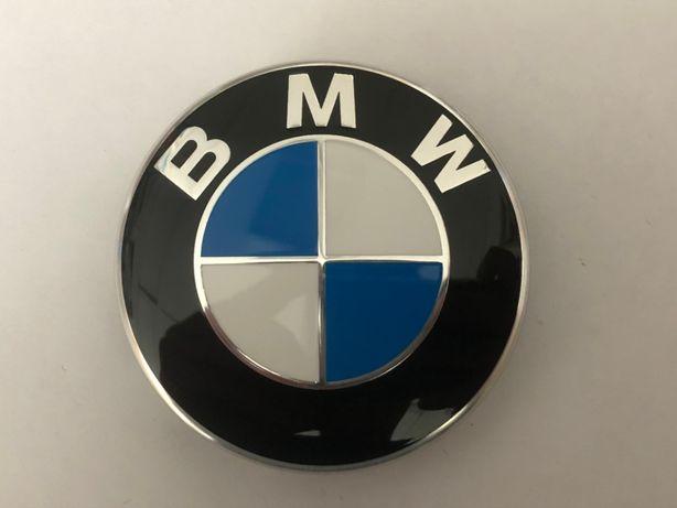 NOWE Oryginalne dekielki BMW 68,5 68 65 dekle kołpaczki OEM Wrocław