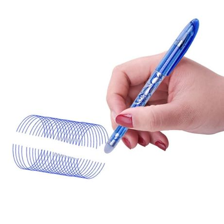 Ручки - стирачки и запасные пасты