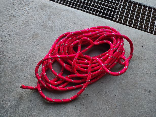 Sprzedam linę średnica 2.5cm dł 20m
