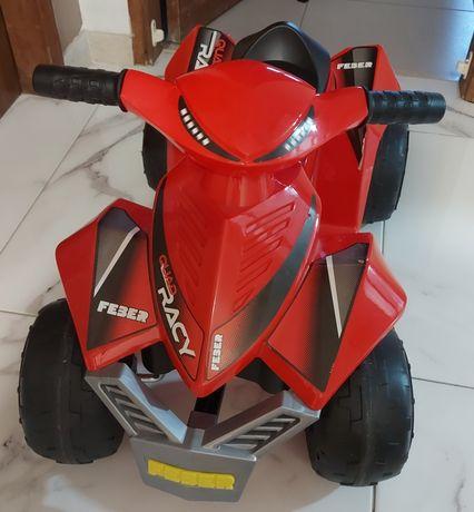 Moto 4 elétrica criança