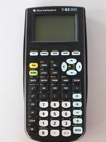Calculadora Gráfica Texas Instruments TI-82 STATS
