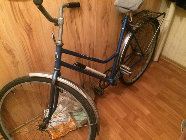 велосипед Аист мужской/женский, в хорошем состоянии. На ходу.