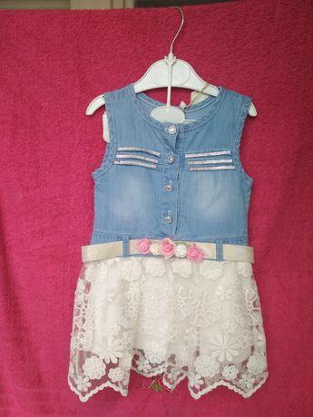 Платье, платьице новое для вашей малышки