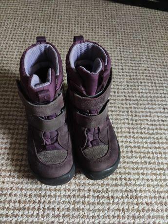 Ботинки Ecco с ситемой Gore-tex 27 размер