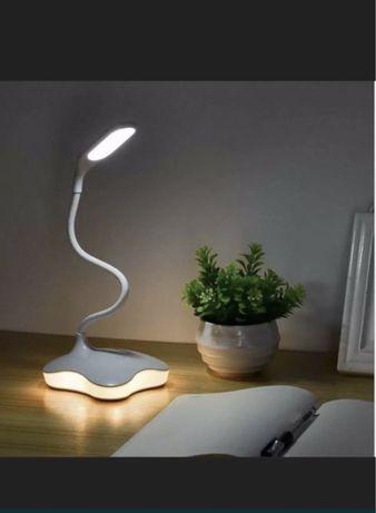 Сенсорна світлодіодна настільна лампа / світильник USB або акумулятора