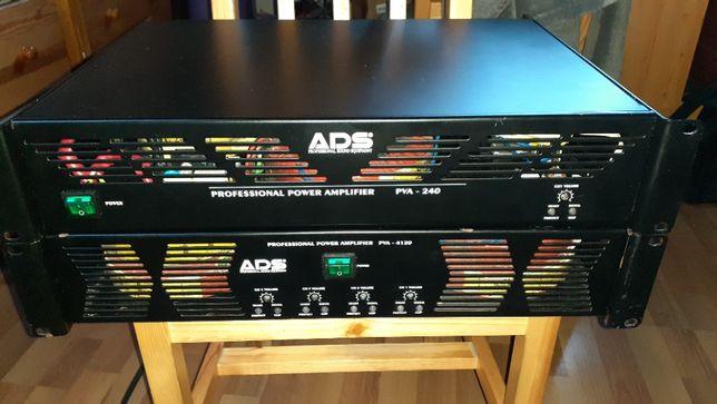 Końcówka mocy ADS pva 4120 (public address 4 kanały)