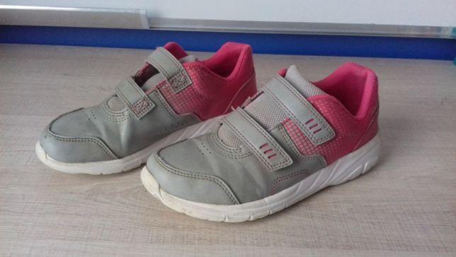 Adidasy, buty sportowe dla dziewczynki, rozm. 34