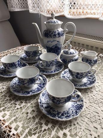 Zestaw porcelanowy porcelana niemiecka seltmann Weiden Bavaria