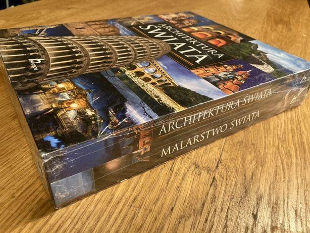 Architektura Świata Malarstwo Świata album Historica