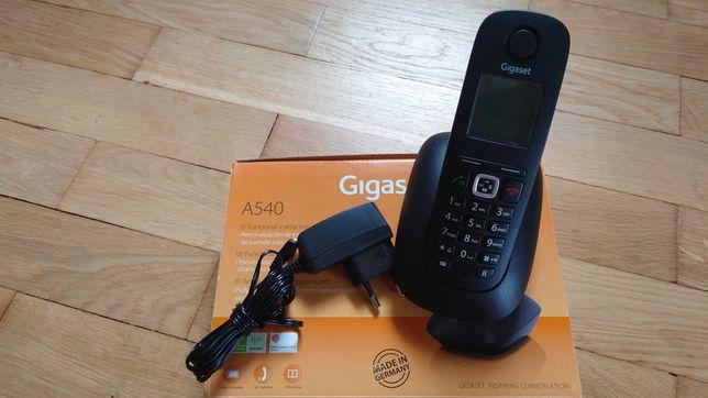 Telefon stacjonarny przenośny Gigaset A540