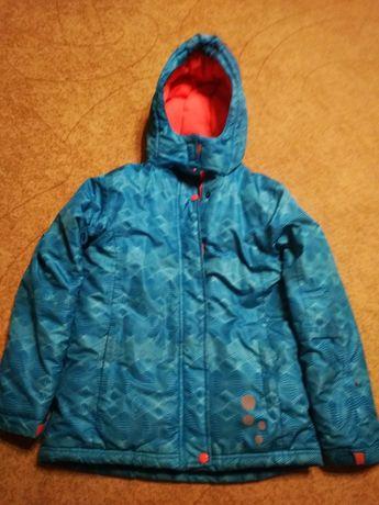 Термокуртка на дівчинку