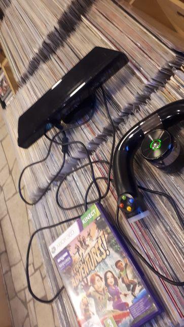 Kinect gra kierownica zestaw