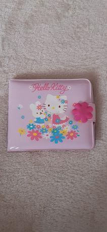 Carteira Hello Kitty rosa