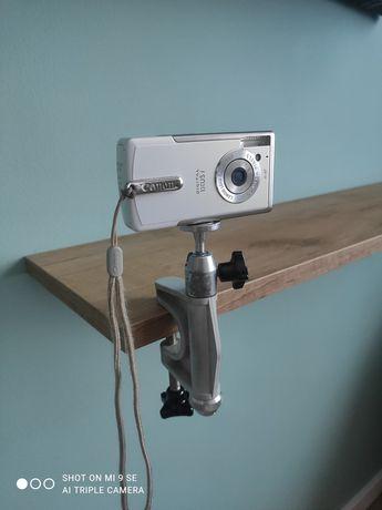Apatar fotograficzny Canon digital IXUS I pc1060 sprawny jak nowy!