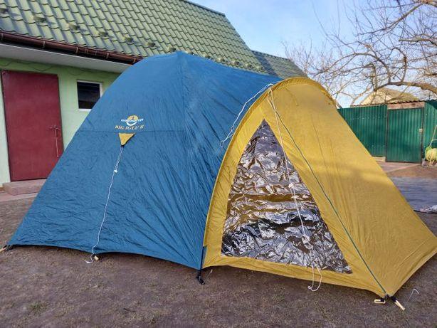 Палатка 5-6місна Globetrotter Big Iglu II