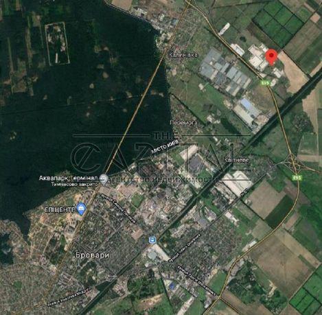 Продажа земельного участка 6 га в Броварах