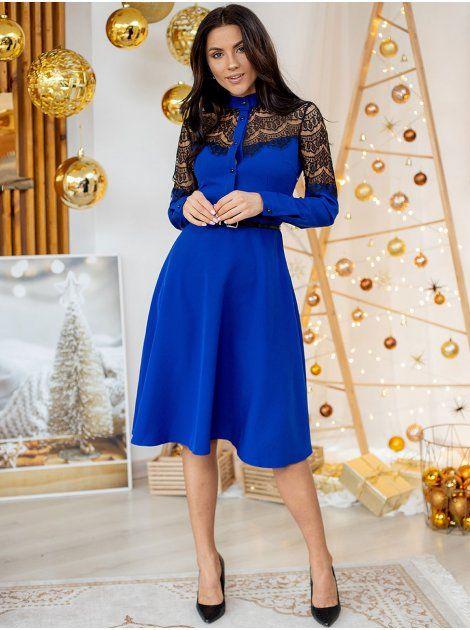 Нарядное платье с кружевом Черновцы - изображение 1
