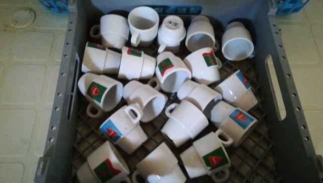 Vendo copos e chávenas