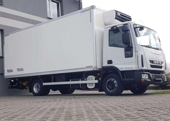 Usługi transportowe 5,5 ton WINDA CHŁODNIA CAŁY KRAJ TRANSPORT