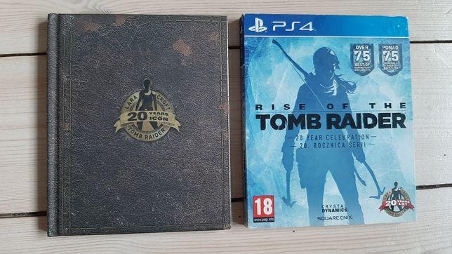 Rise of the Tomb Raider PS4 Edycja Specjalna