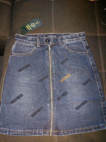 Продам джинсовую юбку