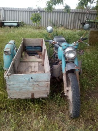Мотоцикл МТ «Днепр»