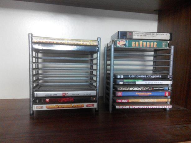Стойка для DVD дисков
