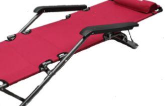 Шезлонг складной Ranger Comfort 3 важно необходим для Вас