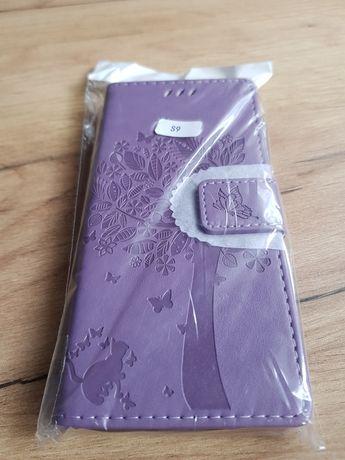 Etui Samsung S9 fioletowe