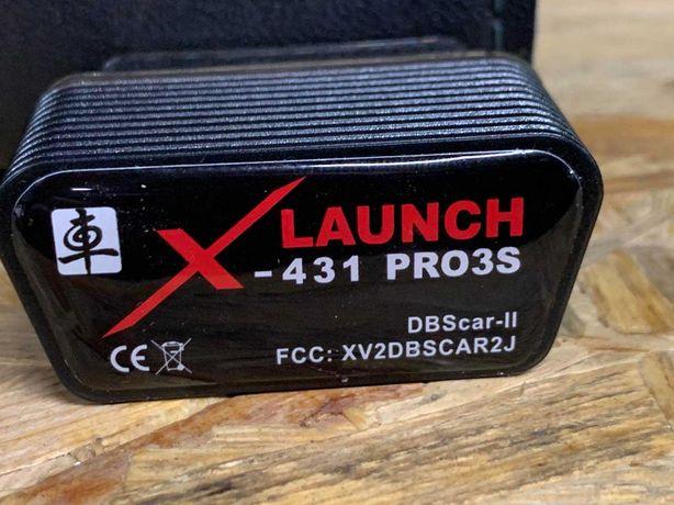 мультисканер Launch X431 pro3s icarscan golo Mdiag easydiag idiag