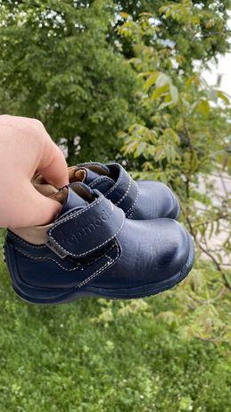 Нові туфлі 20 розм шкіряні якісні фірмові
