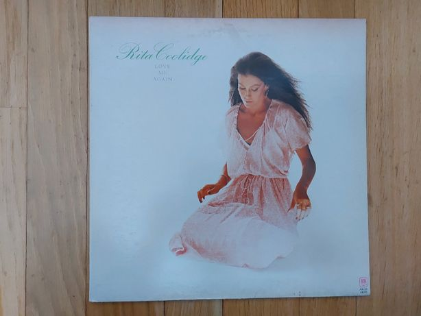 Rita Coolidge, Love Me Again, UK. A&M, 1978, bdb++