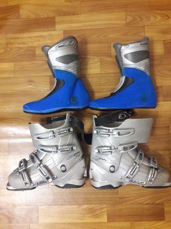 ботинки лыжные Head Ezon 7.5